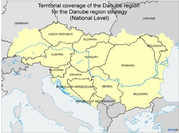 region-danube region
